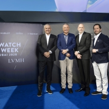 LVMH WATCH WEEK DUBAI 2020 PRESS CONFERENCE (13)_ALL CEOS